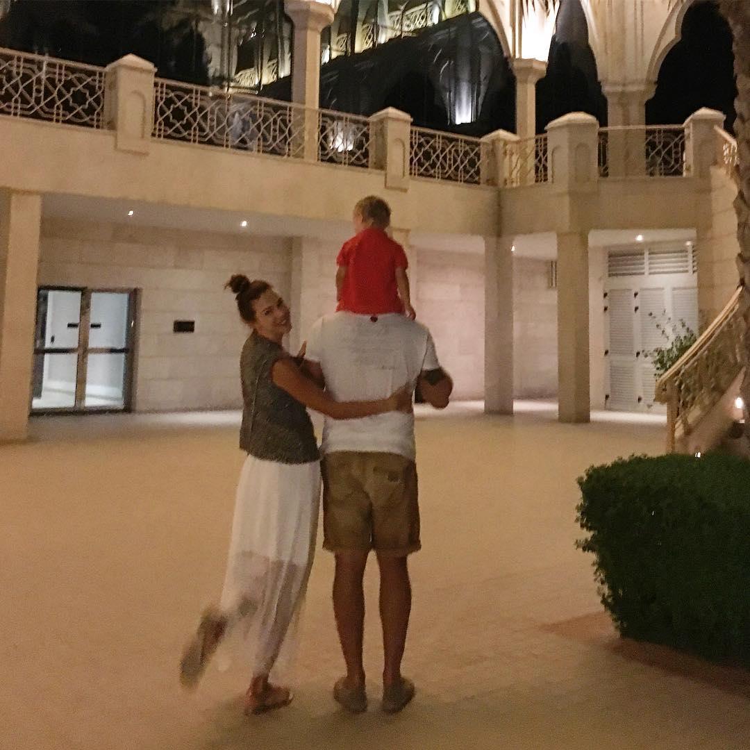 Свершилось: Владимир Пресняков и Наталья Подольская впервые показали лицо своего сыночка Артемия