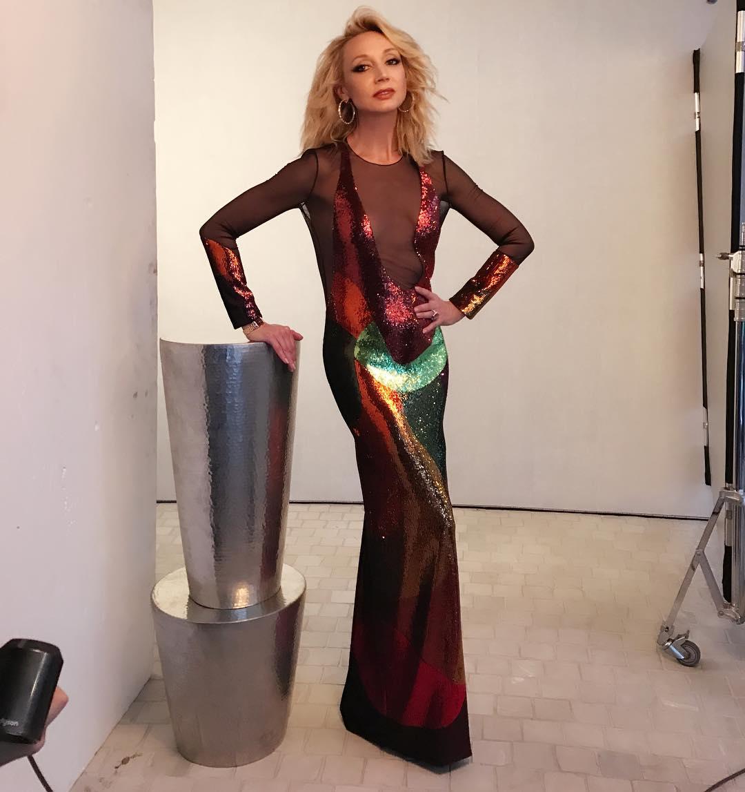 45-летня Кристина Орбакайте восхитила фигурой в прозрачном платье