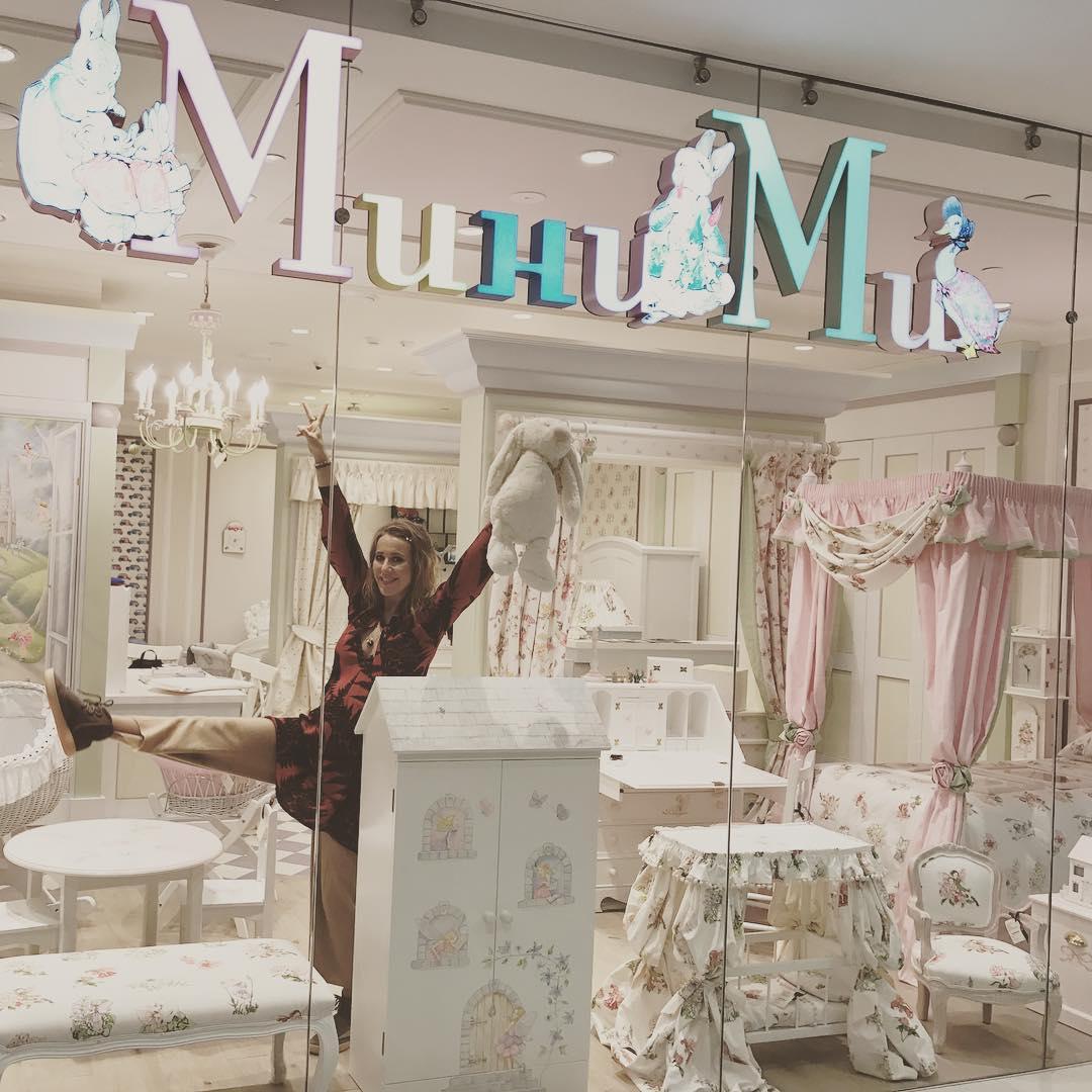 Приятные хлопоты: Ксения Собчак готовит будущему малышу шикарную комнату