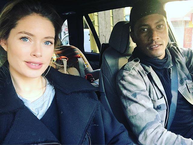 Редкий кадр: Даутцен Крус опубликовала нежное селфи с любимым супругом