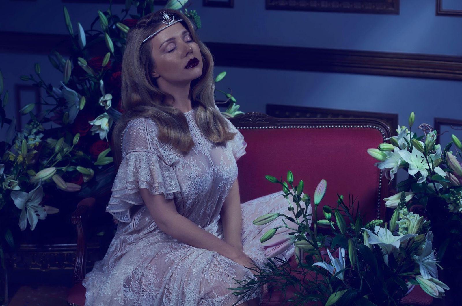 Тина Кароль в фотосессии для Viva!