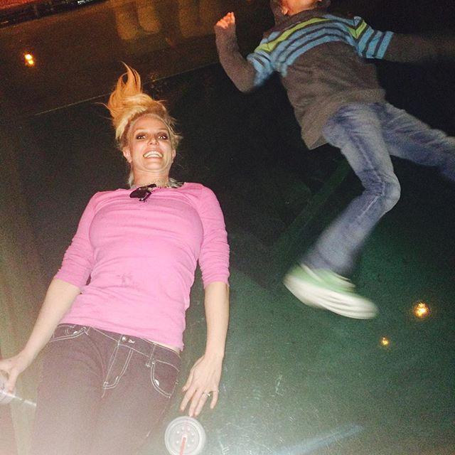 Бритни Спирс на Новый год получила травму головы