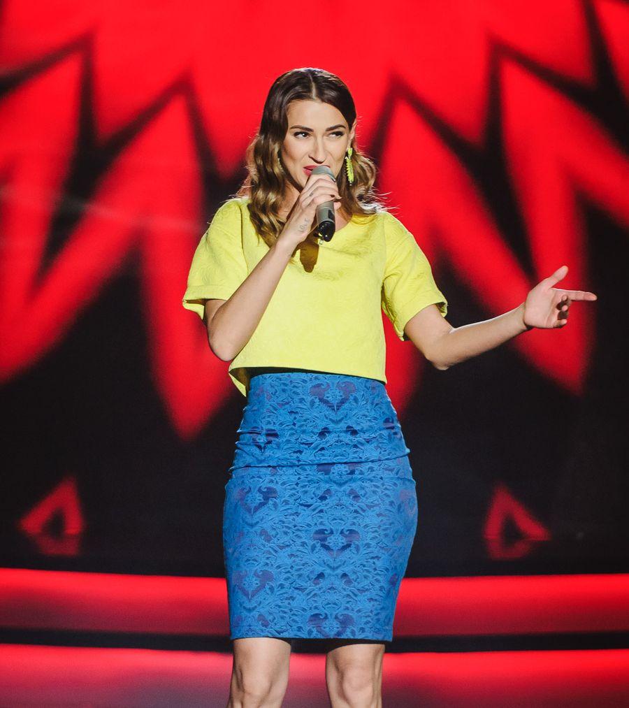 Татьяна Решетняк - суперфиналистка шоу Голос країни-5