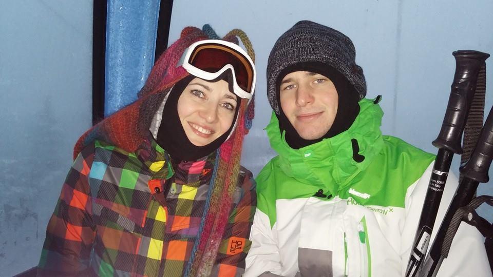 Соломия Витвицкая и ее муж фото отдых 2014