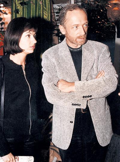 Альбина Назимова и Андрей Разбаш
