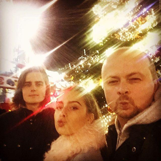 Семья Софии Ротару отметила католическое Рождество в Англии