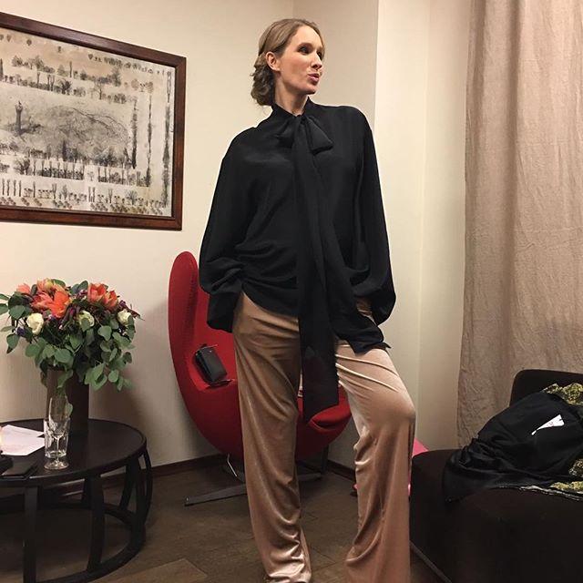 Девичья радость: Катя Осадчая похвасталась своим гардеробом