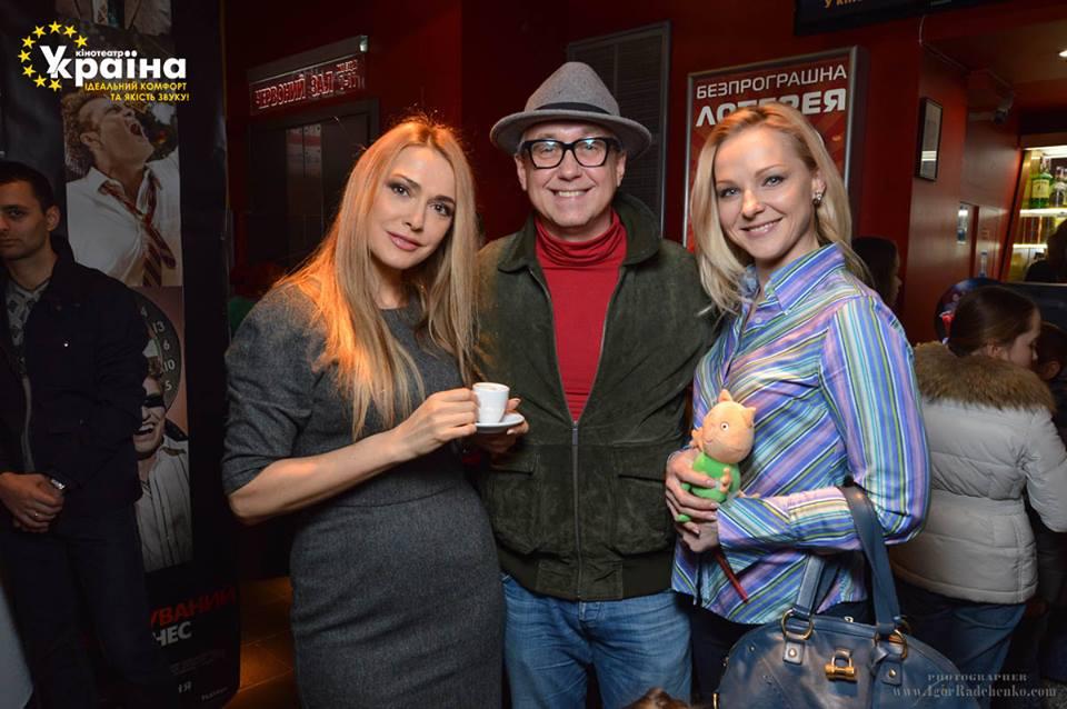 Ольга Сумская, Семен Горов, Дарья Трегубова