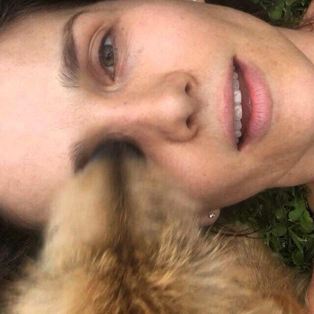 Редкое фото: 39-летняя Наталия Орейро позирует без макияжа