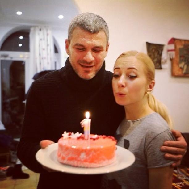 Фотофакт: Тоня Матвиенко вышла замуж за Арсена Мирзояна