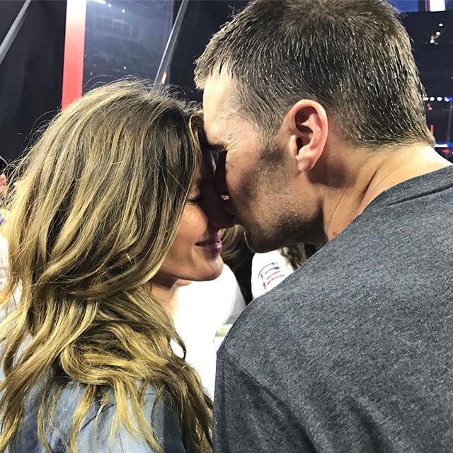 Так выглядит нежность: Жизель Бундхен опубликовала трогательное фото с супругом