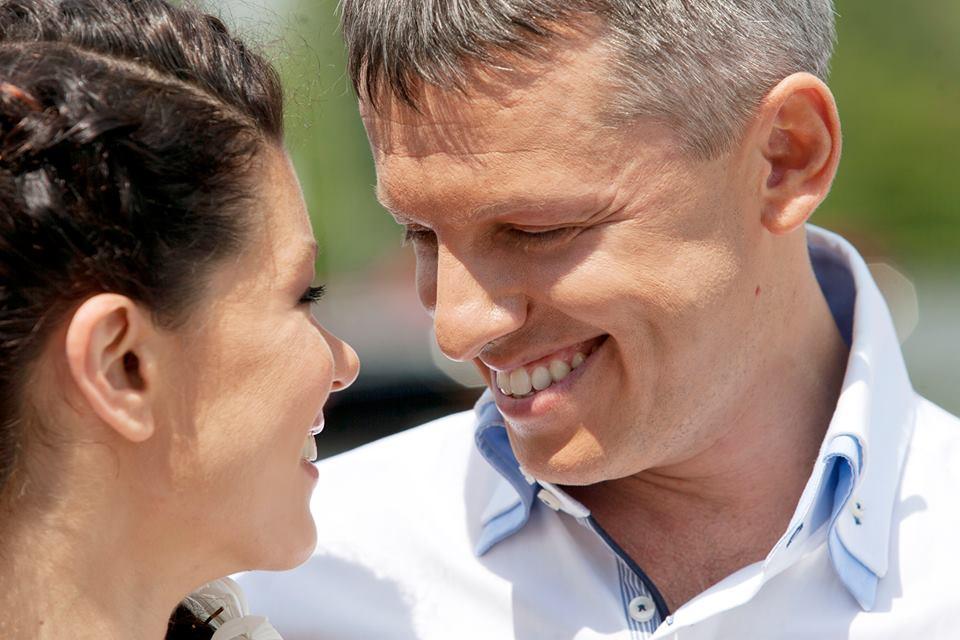 Руслана и ее муж празднуют 20-ю годовщину свадьбы