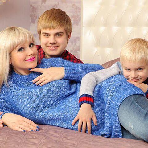 Певица Натали в третий раз стала мамой