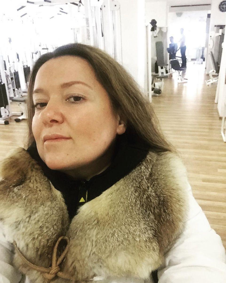 41-летняя Наталья Могилевская показала лицо без косметики