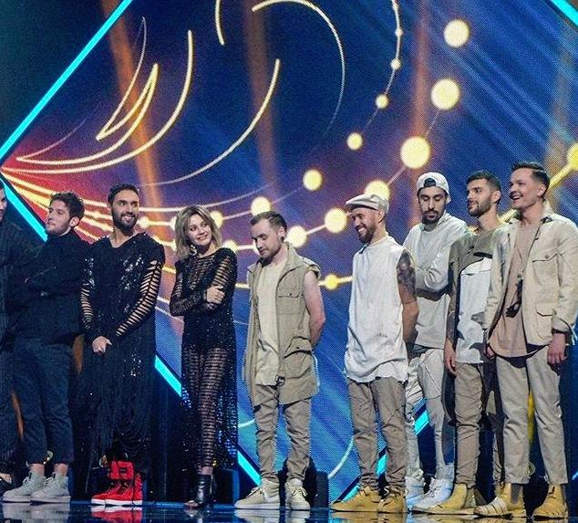Представители Украины на Евровидении-2017 O.Torvald рассказали о своем главном конкуренте