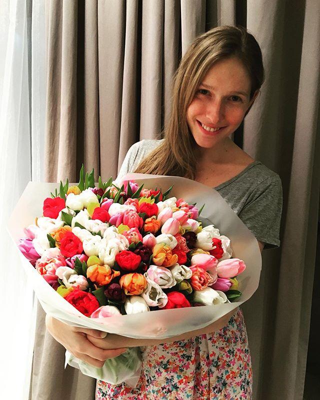 День после праздника: Катя Осадчая показала свои подарки
