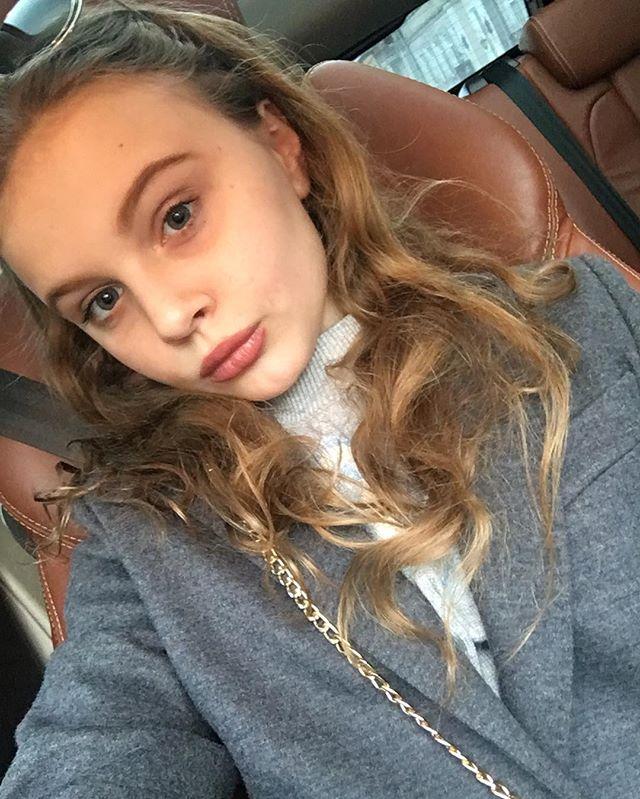 Макияж и надутые губки: 11-летняя дочь Ольги Фреймут удивила поклонников повзрослевшим видом