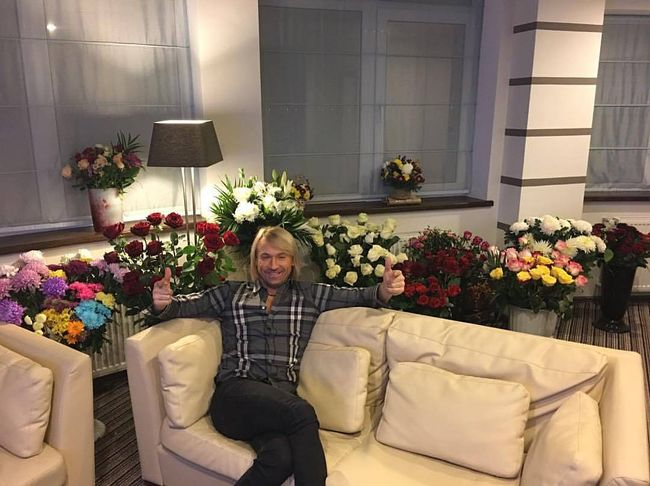 День рожления Олега Винника