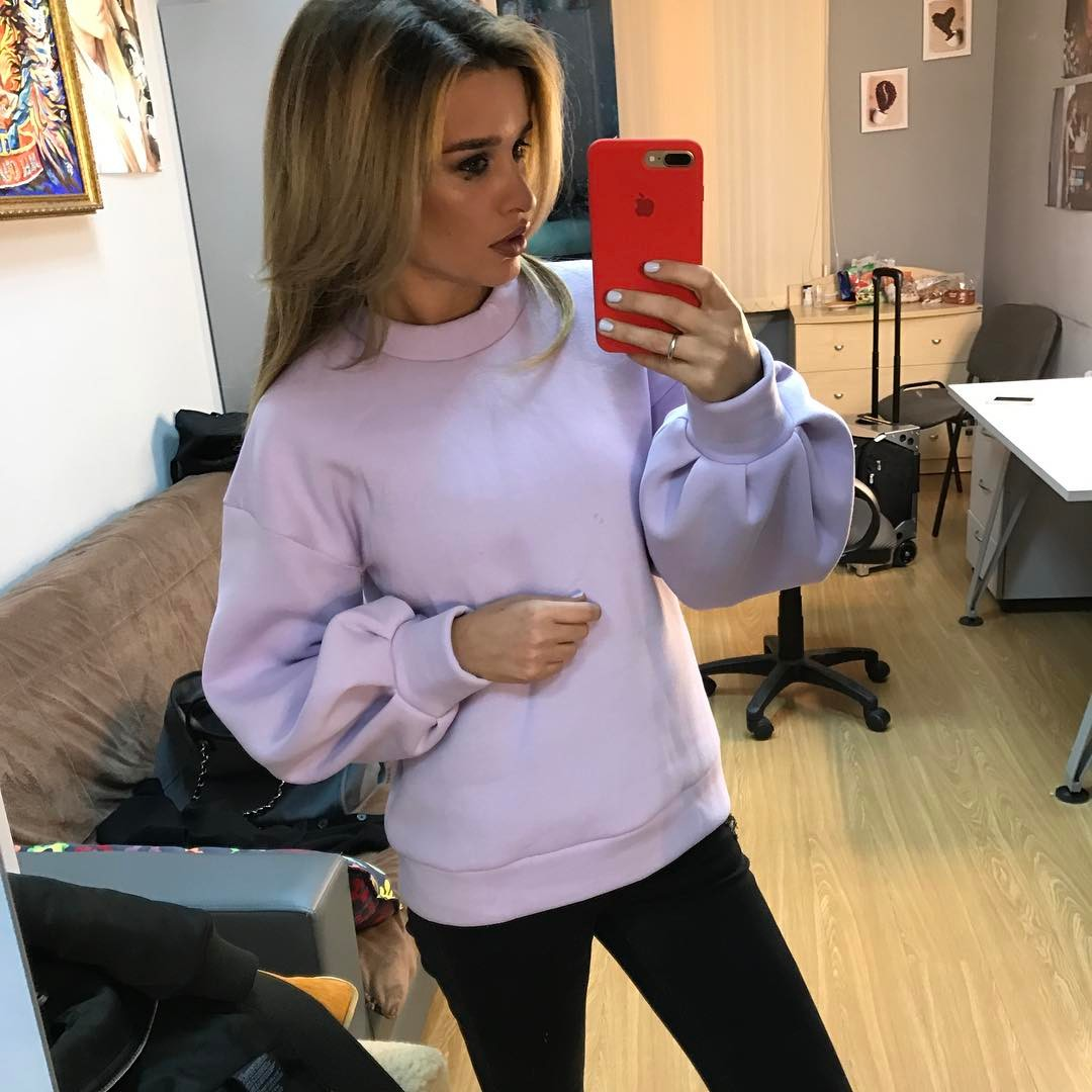 Ксения Бородина рассказала о третьей беременности