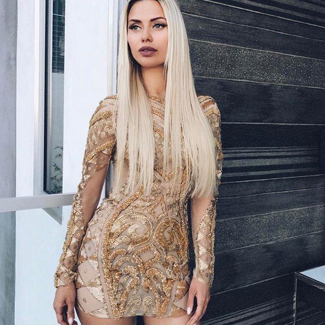 Виктория Боня похвасталась новым красавцем-женихом