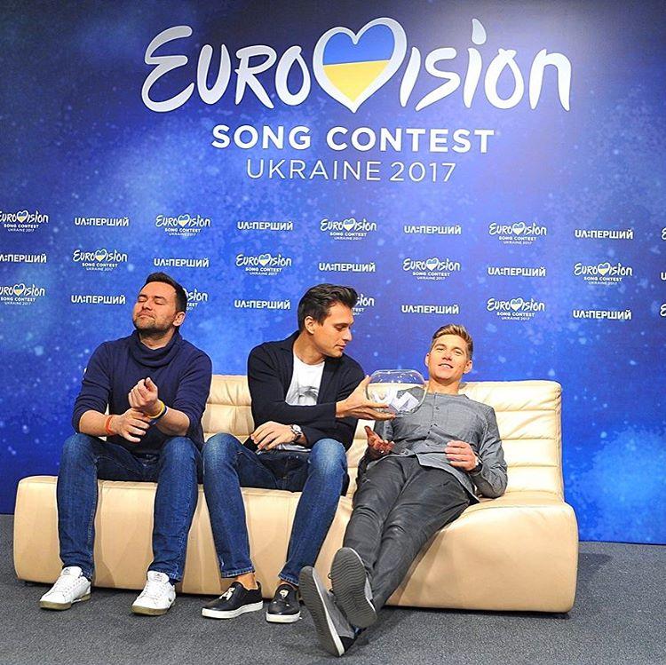 Александр Скичко объяснил, почему среди ведущих Евровидения-2017