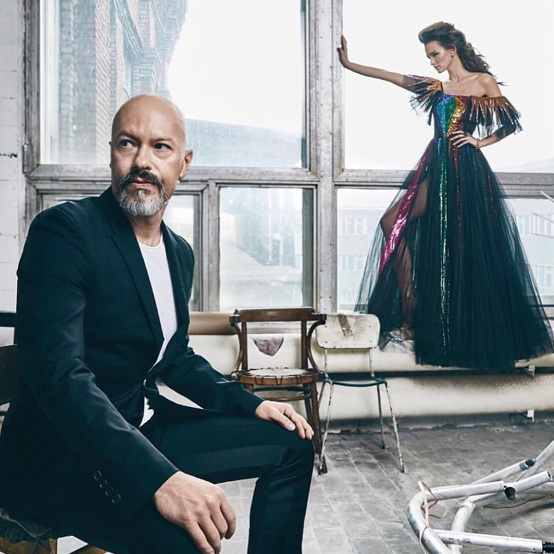 Федор Бондарчук снялся в первой фотосессии с молодой возлюбленной Паулиной Андреевой
