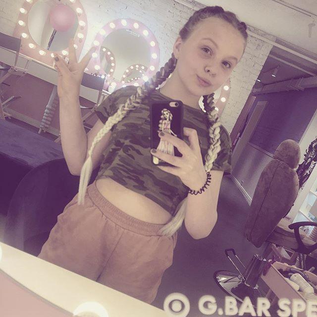 Видео: зажигательные танцы 11-летней дочери Ольги Фреймут