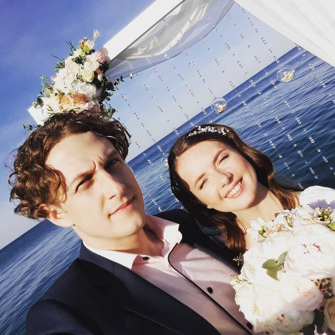 Ведущий ТСН Святослав Гринчук женился