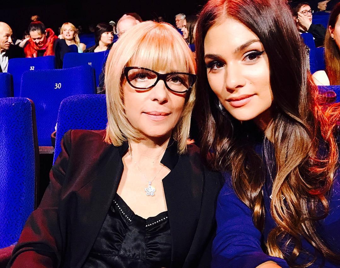 Анастасия Шубская - младшая дочь актрисы Веры Глаголевой