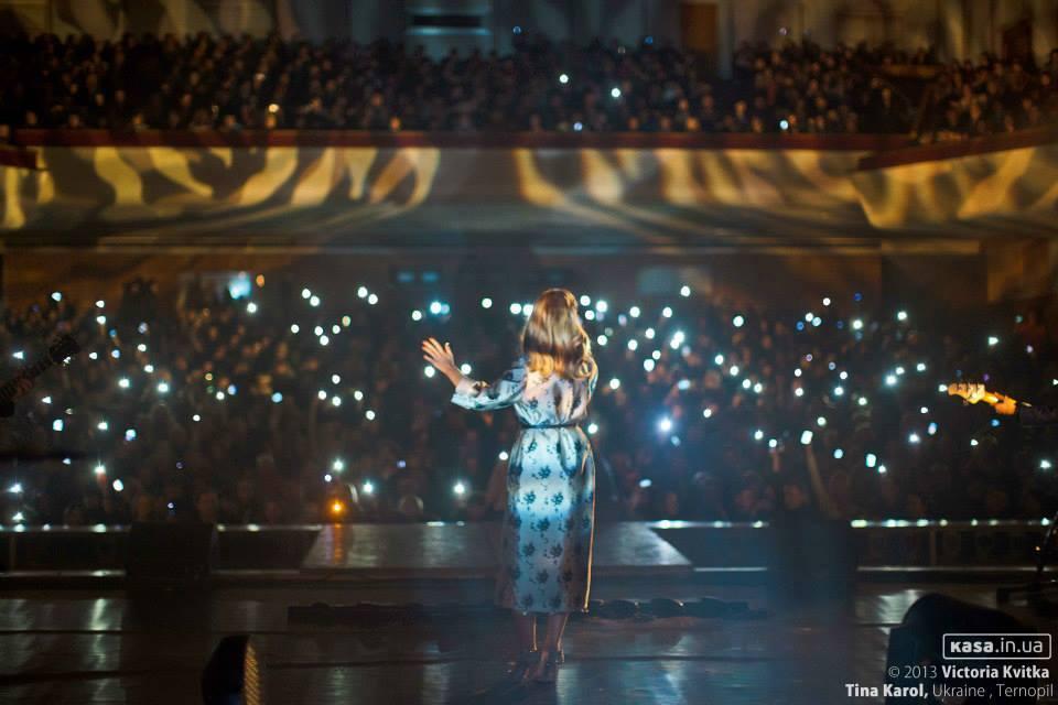 Тина Кароль концерт фото 2014