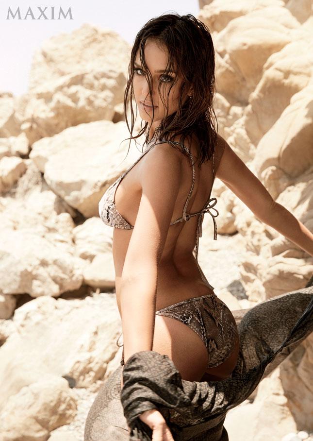 Сексуальные снимки джесики альба