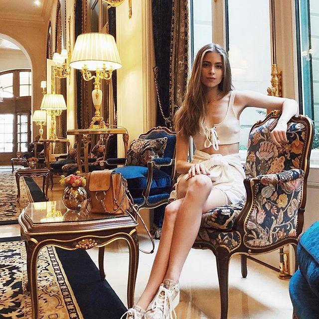 Внучка Софии Ротару блистает на Неделе высокой моды Париже