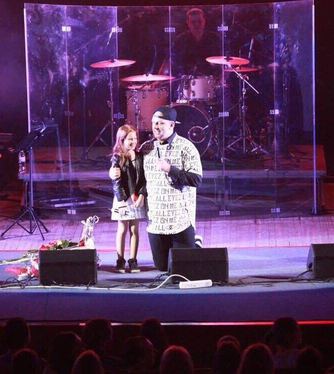 На детском Евровидении 2017 Украину представит любимица Потапа