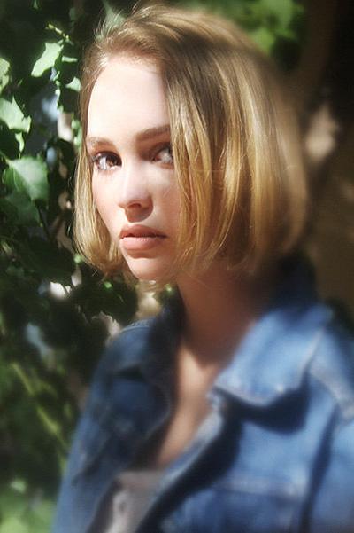Дочь Джонни Деппа снялась в первой фотосессии для глянца