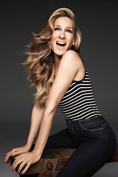 Стройные ножки и упругие ягодицы: Сара Джессика Паркер блистает в новой рекламной кампании