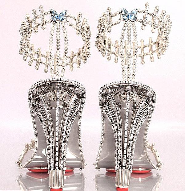 Обувь для королевы: Бейонсе купила туфли за 300 тысяч долларов