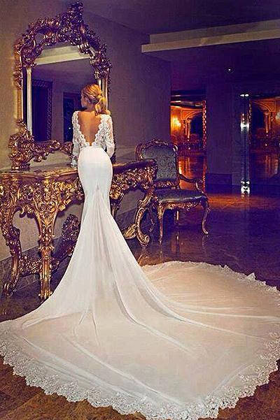 Свадебное платье Дженнифер Энистон
