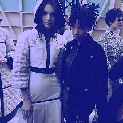 15-летняя Уиллоу Смит стала новой посланницей Chanel