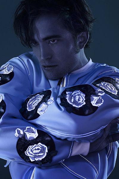Роберт Паттинсон признался, что уже два года занимается дизайном одежды
