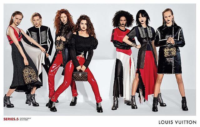 Селена Гомес стала новым лицом Louis Vuitton