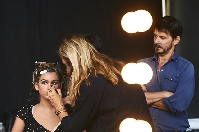Кайя Гербер стала лицом новой косметической коллекции Marc Jacobs
