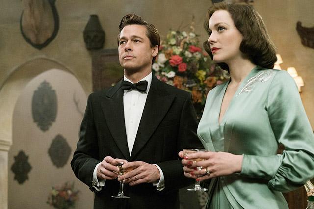 """Брэд Питт отменил промо-тур фильма """"Союзники"""" из-за развода с Анджелиной Джоли"""