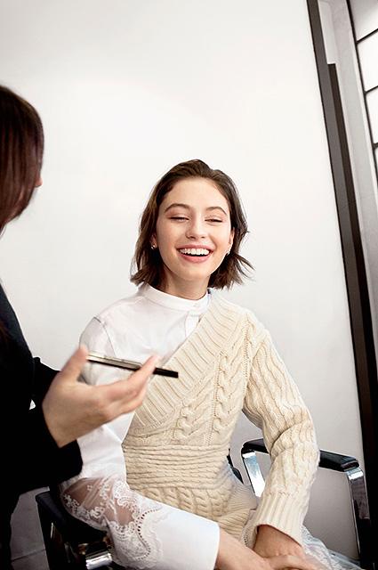 16-летняя дочь Джуда Лоу снялась в рекламе Burberry