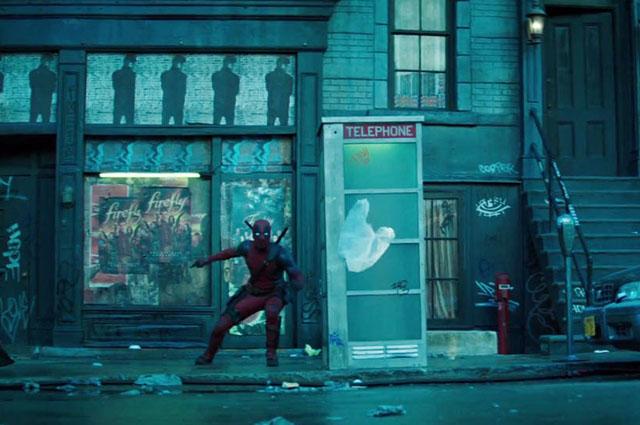 Дэдпул возвращается: в сети появился тизер второй части фильма о супергерое