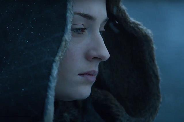 """Вышел захватывающий трейлер последней серии """"Игры престолов"""""""