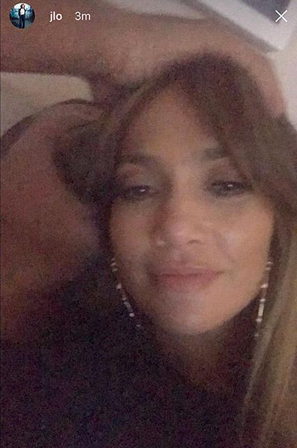 Дженнифер Лопес впервые показала в Instagram нового бойфренда