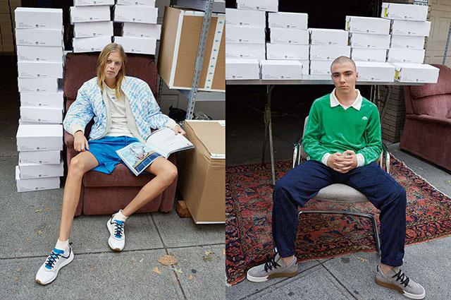 Модный дебют: сын Мадонны Рокко снялся в рекламе спортивного бренда