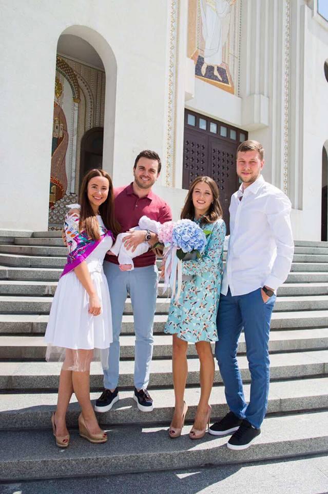 Кумой Григория Решетика стала бывшая участница проекта Холостяк