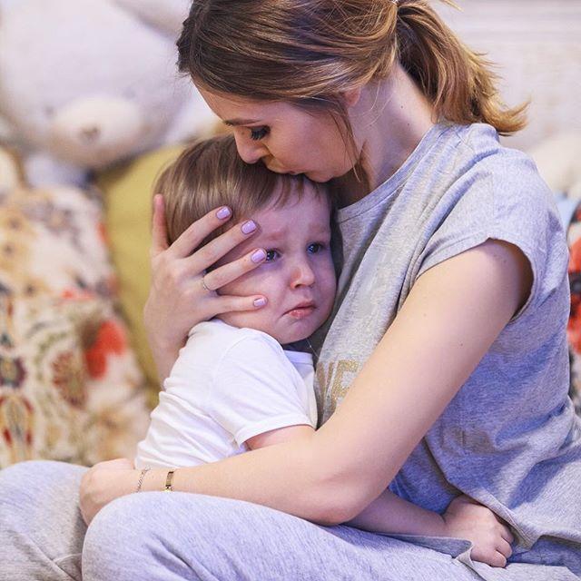 Многодетная мама Мария Кожевникова показала трогательное фото с тремя сыновьями