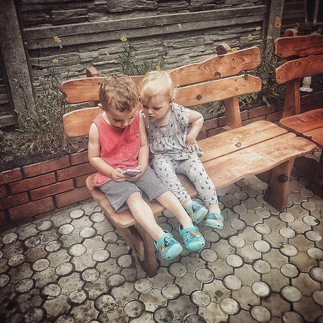 """Само умиление: Слава Каминская из """"Неангелов"""" и ее подросшие дети"""